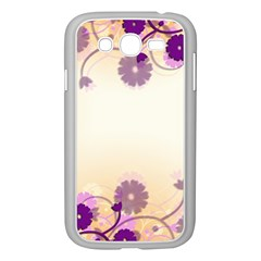 Background Floral Background Samsung Galaxy Grand Duos I9082 Case (white)