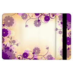 Background Floral Background Ipad Air Flip
