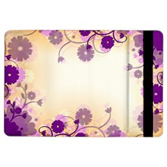 Background Floral Background Ipad Air 2 Flip