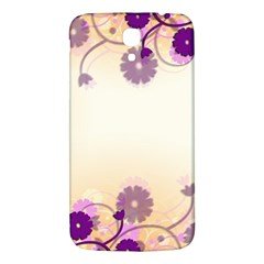 Background Floral Background Samsung Galaxy Mega I9200 Hardshell Back Case