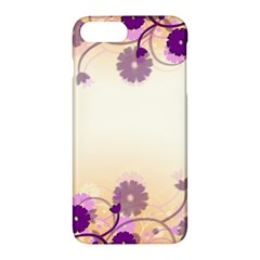 Background Floral Background Apple iPhone 7 Plus Hardshell Case