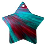 Background Texture Pattern Design Ornament (Star) Front
