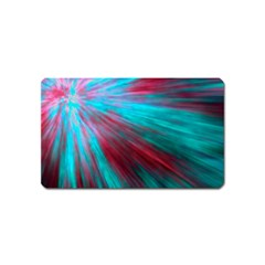 Background Texture Pattern Design Magnet (name Card)
