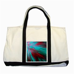 Background Texture Pattern Design Two Tone Tote Bag