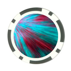 Background Texture Pattern Design Poker Chip Card Guard (10 Pack)