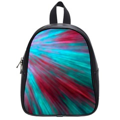 Background Texture Pattern Design School Bags (small)