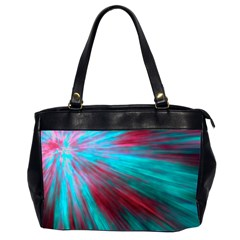 Background Texture Pattern Design Office Handbags (2 Sides)