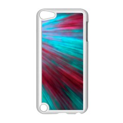 Background Texture Pattern Design Apple Ipod Touch 5 Case (white)