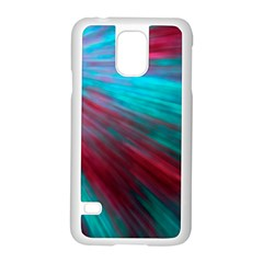 Background Texture Pattern Design Samsung Galaxy S5 Case (white)