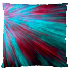 Background Texture Pattern Design Large Flano Cushion Case (one Side)