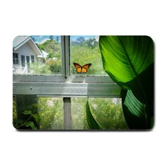Butterfly #17 Small Doormat