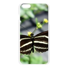 Butterfly #22 Apple Seamless iPhone 6 Plus/6S Plus Case (Transparent)