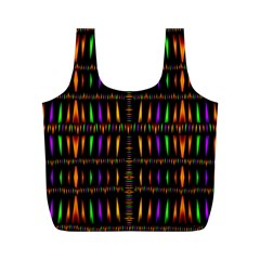 On Fire Full Print Recycle Bags (m)