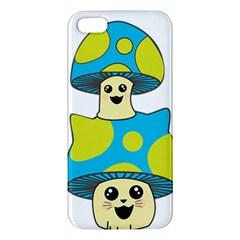 Meowshroom Apple Iphone 5 Premium Hardshell Case