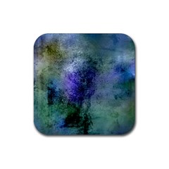 Background Texture Structure Rubber Coaster (square)