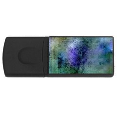 Background Texture Structure USB Flash Drive Rectangular (1 GB)