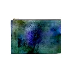Background Texture Structure Cosmetic Bag (Medium)