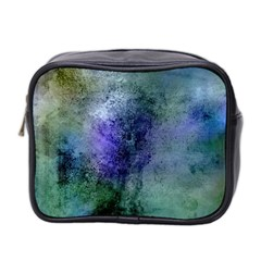 Background Texture Structure Mini Toiletries Bag 2 Side