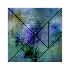 Background Texture Structure Acrylic Tangram Puzzle (6  X 6 )