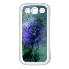 Background Texture Structure Samsung Galaxy S3 Back Case (white)