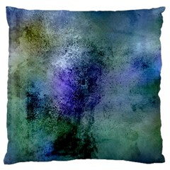 Background Texture Structure Large Flano Cushion Case (two Sides)
