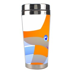 Beach Sea Sea Shell Swimming Stainless Steel Travel Tumblers