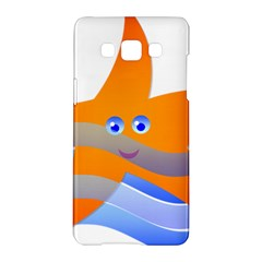 Beach Sea Sea Shell Swimming Samsung Galaxy A5 Hardshell Case