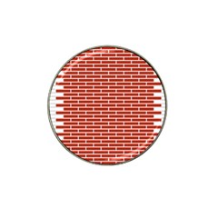 Brick Lake Dusia Texture Hat Clip Ball Marker (10 Pack)