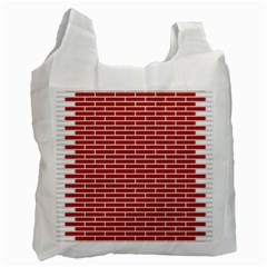 Brick Lake Dusia Texture Recycle Bag (two Side)