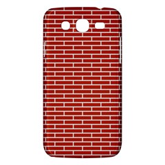 Brick Lake Dusia Texture Samsung Galaxy Mega 5 8 I9152 Hardshell Case