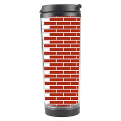 Brick Lake Dusia Texture Travel Tumbler