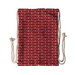 Brick Lake Dusia Texture Drawstring Bag (small)