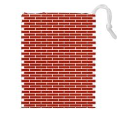 Brick Lake Dusia Texture Drawstring Pouches (xxl)