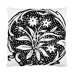 Decoration Pattern Design Flower Standard Cushion Case (two Sides)