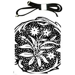 Decoration Pattern Design Flower Shoulder Sling Bags