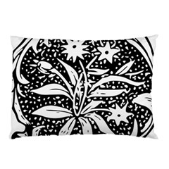 Decoration Pattern Design Flower Pillow Case (two Sides)