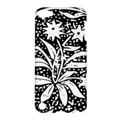 Decoration Pattern Design Flower Apple Ipod Touch 5 Hardshell Case