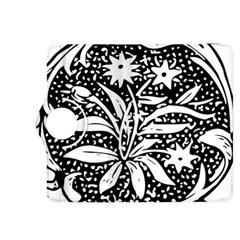 Decoration Pattern Design Flower Kindle Fire Hdx 8 9  Flip 360 Case