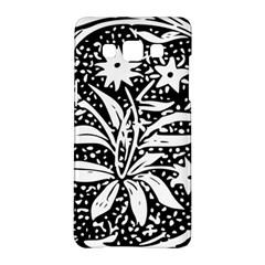 Decoration Pattern Design Flower Samsung Galaxy A5 Hardshell Case