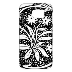 Decoration Pattern Design Flower Galaxy S6