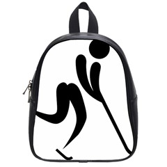 Bandy Pictogram School Bags (small)