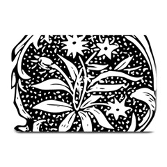 Decoration Pattern Design Flower Plate Mats