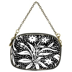 Decoration Pattern Design Flower Chain Purses (One Side)