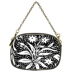 Decoration Pattern Design Flower Chain Purses (Two Sides)