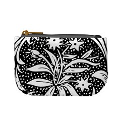 Decoration Pattern Design Flower Mini Coin Purses