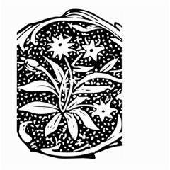Decoration Pattern Design Flower Large Garden Flag (two Sides)