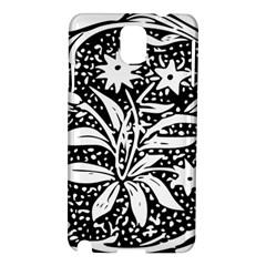 Decoration Pattern Design Flower Samsung Galaxy Note 3 N9005 Hardshell Case