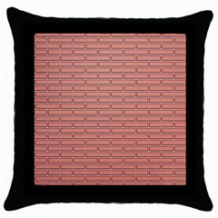 Brick Lake Dusia Wall Throw Pillow Case (Black)