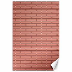 Brick Lake Dusia Wall Canvas 24  X 36