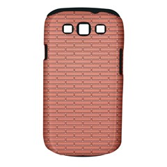 Brick Lake Dusia Wall Samsung Galaxy S Iii Classic Hardshell Case (pc+silicone)